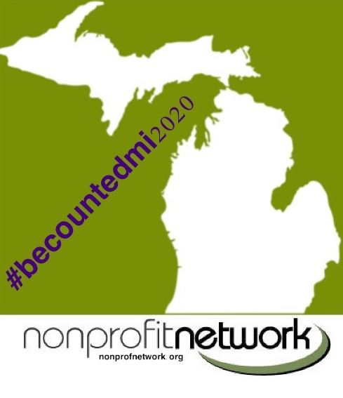 #becountedmi2020 graphic